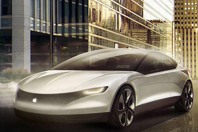 自駕車新專利曝光! Apple Car傳可以無線充電