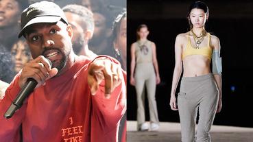 還是專心搞鞋吧?Kanye West 帶最新「Yeezy 女裝」強勢回歸,慘遭毒舌:「這就是一場笑話!」