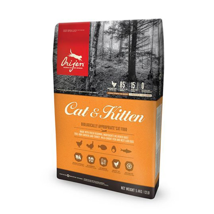 渴望牧野鮮雞 1kg / 1.8kg / 5.45kg 贈貓快餐4包