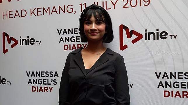 Vanessa Angel [Suara.com/Yuliani]