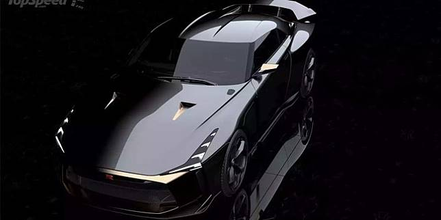 Nissan GT-r 50 by Italdesign (Topspeed)