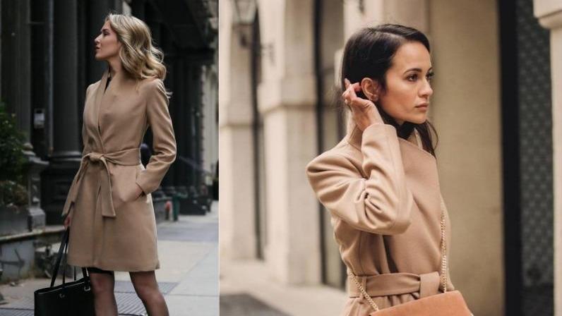 2019冬季女人必懂時髦『大衣』街拍趨勢 這樣穿最修身!