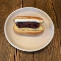 あんバターリコッタチーズサンド - 実際訪問したユーザーが直接撮影して投稿した宇田川町ビストロBistro Rojiuraの写真のメニュー情報