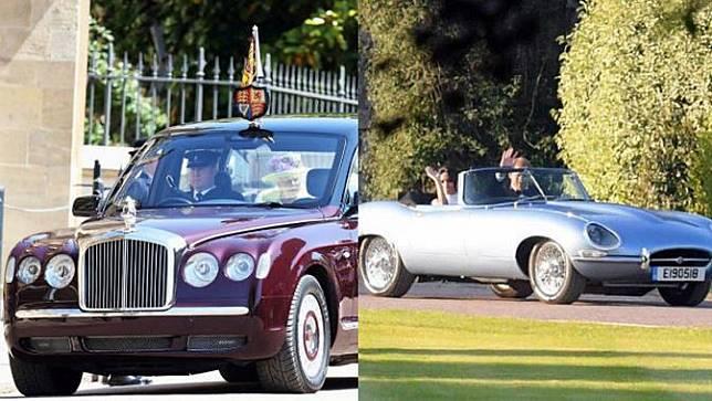 Unik dan Mewah, 5 Kendaraan yang Dipakai di Royal Wedding Harry-Meghan