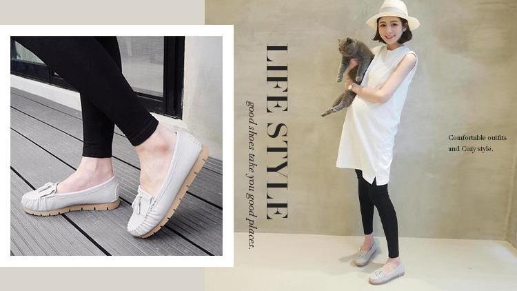 孕媽必備好穿鞋:美是一種態度,懷孕就是要舒適又時尚
