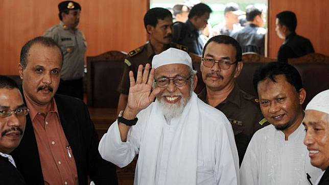 4 Fakta di Balik Pembebasan Abu Bakar Baasyir dari Penjara
