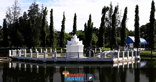 Sejarah Taman Putroe Phang yang Mengesankan