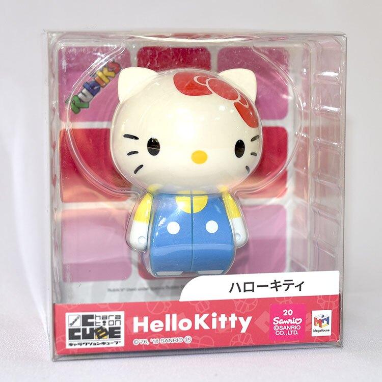 Hello Kitty 魔術方塊小偶 益智玩具 Mega House正版品