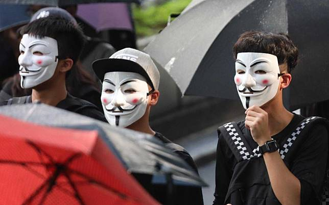 Hong Kong's anarchy cries out for a forceful response