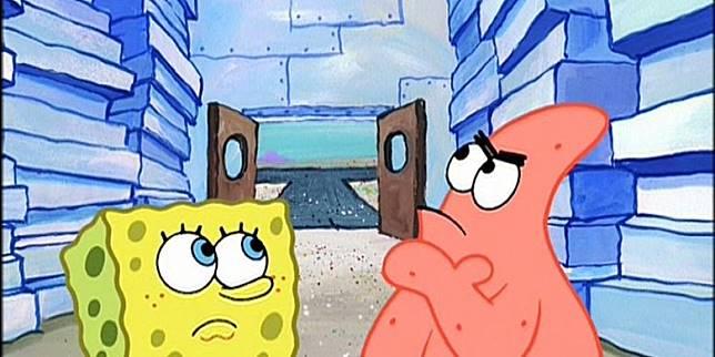 78+ Gambar Animasi Spongebob HD
