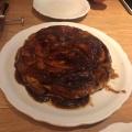 アップルパンケーキ - 実際訪問したユーザーが直接撮影して投稿した新宿パンケーキオリジナルパンケーキハウス 新宿店の写真のメニュー情報