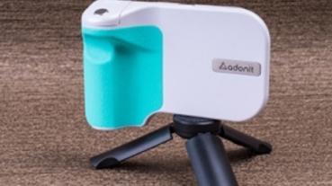 可充電可拍照:Adonit PhotoGrip 無線充電拍照握把開箱分享