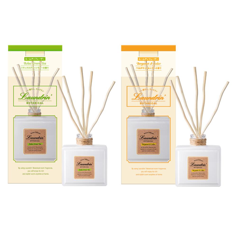 ˙可依個人的香味喜好選擇棒子數量調節香味強度 ˙搭配麻繩及天然木棒的擴香棒設計,讓視覺都充滿自然系的氛圍 ˙簡約的瓶身設計適用於客廳、臥室、走道、洗手間、招待大廳等 ✿綠茶香氛:以綠茶植物系的舒緩香味