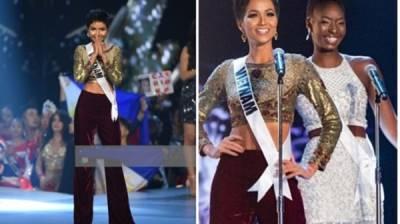 Sau màn tung váy 'lịch sử', không tin được H'Hen Niê lại làm điều này ở phần thi chung kết