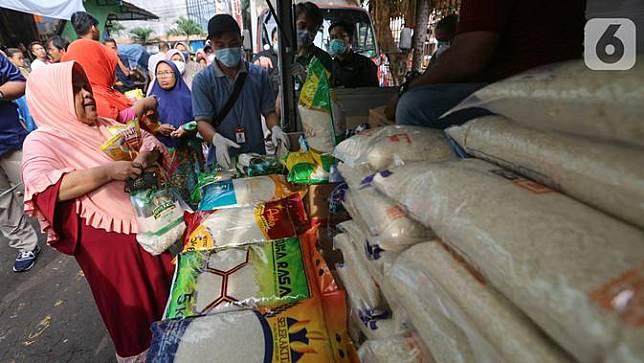 Cegah Panic Buying, Kapolda Metro Jaya Pantau Operasi Pasar