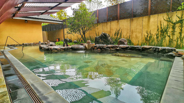 【宜蘭 住宿】宜蘭力麗威斯汀度假酒店The Westin Yilan Resort 一泊五食 吃飽泡好的冬日溫泉小旅行