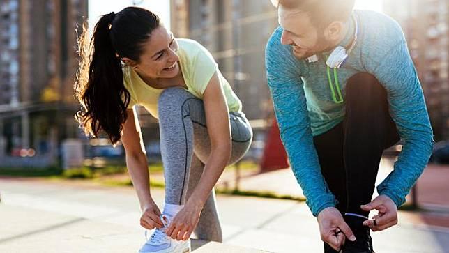 32 Kata Kata Bijak Olahraga Jadi Motivasi Menjaga Kesehatan Bola Com Line Today