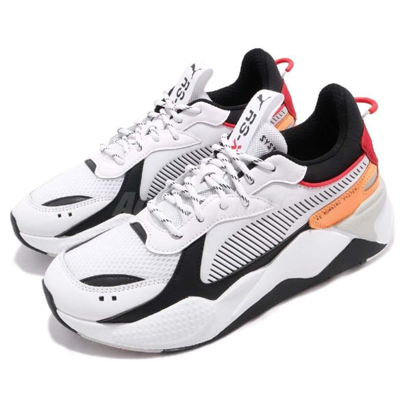 Puma 慢跑鞋 RS-X Tracks 白 黑 全新系列 老爹鞋 男鞋 女鞋 運動鞋【PUMP306】 36933202