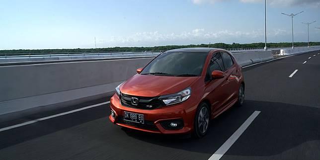 All New Honda Brio (Istimewa)