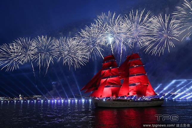 血紅帆(Scarlet Sails)節慶