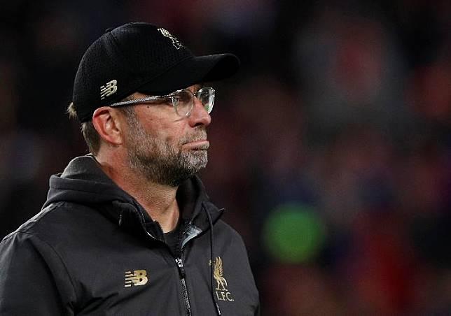 Pelatih Liverpool, Jurgen Klopp. REUTERS/Albert Gea