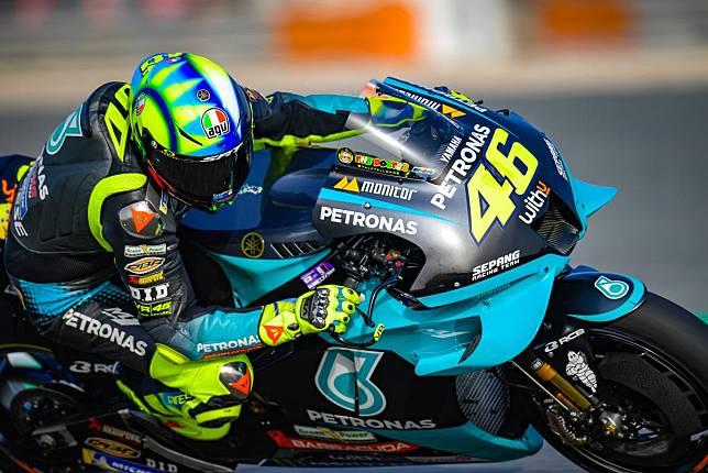 Menilik Asa Valentino Rossi Raih Podium Ke-200 di MotoGP Spanyol 2021