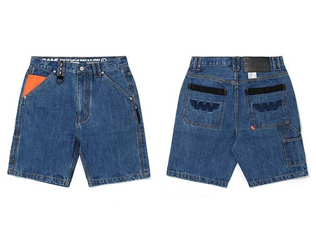 Denim Shorts(互聯網)