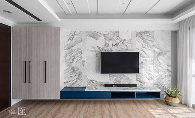 電視牆與鞋櫃