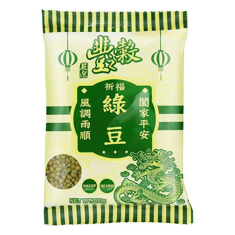 豐之穀綠豆200g【康鄰超市】
