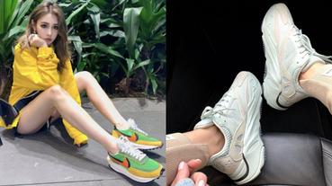 【火客】女鞋頭顯瘦都靠「它」!這 5 雙潮鞋不僅帥竟還是「美腿神器」!