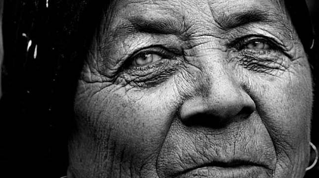 Ilustrasi nenek/perempuan tua.  (Shutterstock)