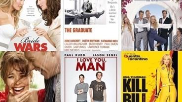 【婚禮特輯】太戲劇化了!好萊塢影史上六個最讓人「婚」倒的婚禮場景