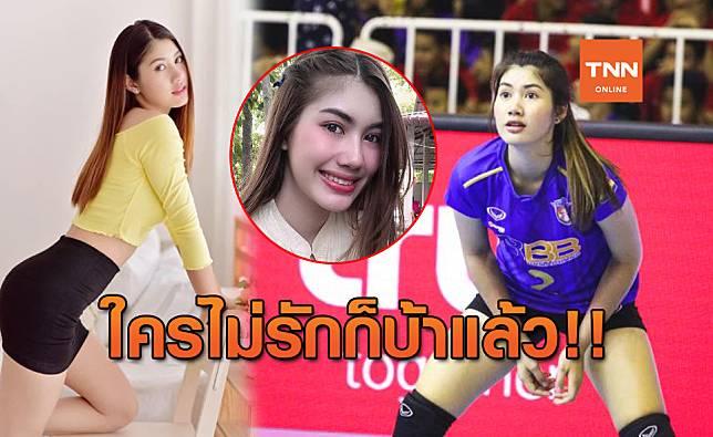 ส่องความฮอตและคุยเรื่องนอกสนามกับ 'ขนุน มาริสา' นางฟ้าลูกยางไทย