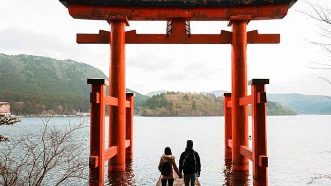3 Destinasi Wisata Romantis di Jepang yang Cocok untuk Bulan Madu