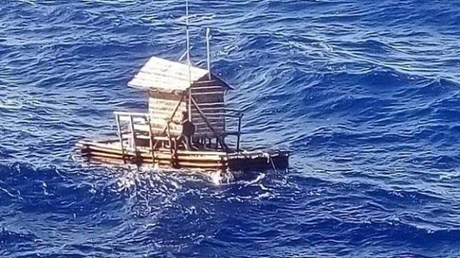 5 Kiat Bertahan Hidup di Tengah Laut Seperti Aldi Novel