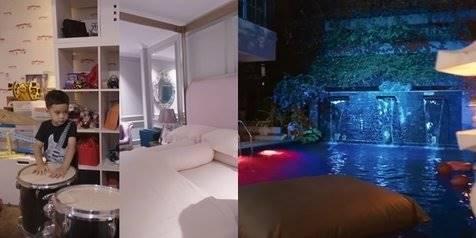 Inilah tampilan Rumah Rieta Amilia, Udah seperti Hotel Berbintang