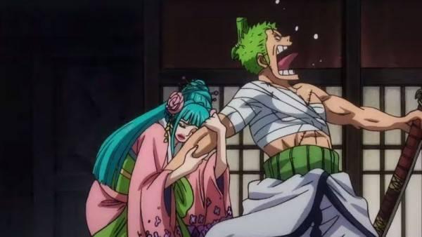 Preview One Piece Episode 935 Luffy Tunjukan Kekuatan Barunya