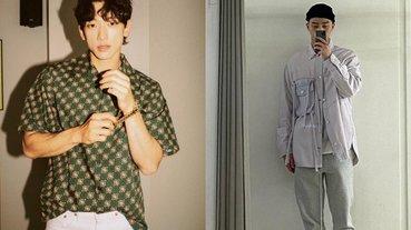 如何穿襯衫才帥?推薦「這 2 招」男生襯衫穿搭教學,讓你男性賀爾蒙大噴發!