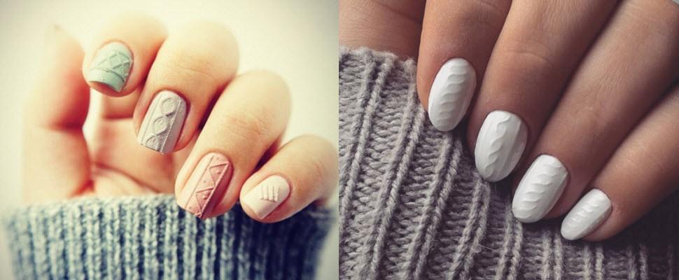 寒冷的冬天,身體可以穿毛衣禦寒那指甲呢?