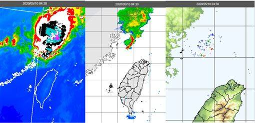 今晚梅雨鋒面到 吳德榮:有劇烈天氣
