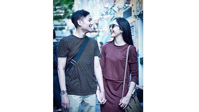Ririn Dwi Ariyanti dan Aldi Bragi