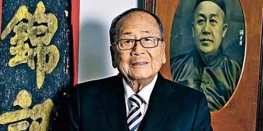 Miliarder Lee Man Tat. ©2021 forbes.com
