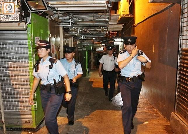 過往中環利源西街亦發生南亞漢或聲請漢的毆鬥事件。