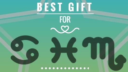 十二星座女孩微市調-送給女孩的情人節禮物必勝指南!【水象】