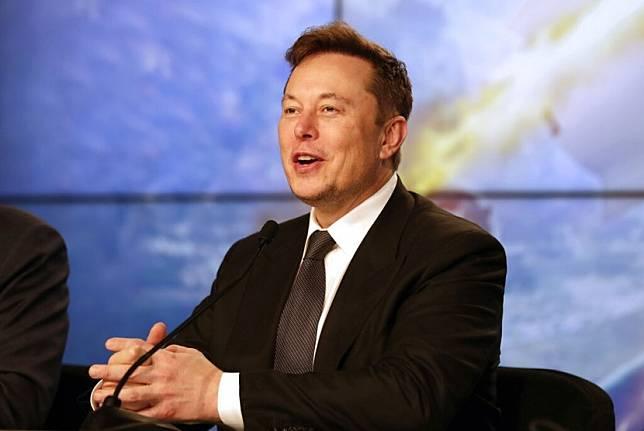 Elon Musk menyatakan dukungannya saat Kanye West mengumumkan mencalonkan diri menjadi presiden AS (Foto: Elon Musk)