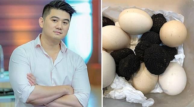 Sindir Hotman Paris, Chef Arnold Pamer Jamur Seharga Rp125 juta dari Kulkas!