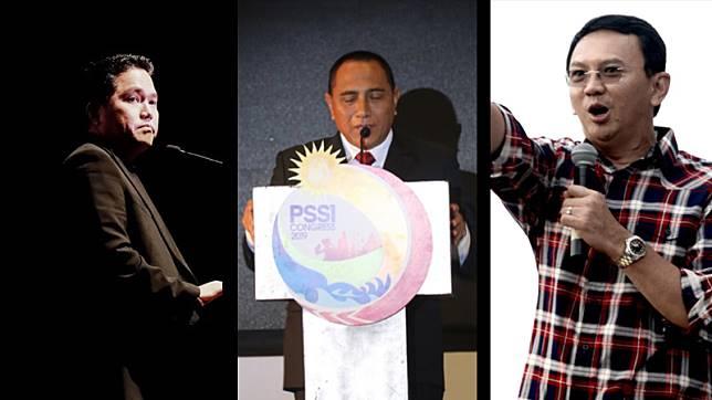 5 Sosok yang Layak Jadi Ketua Umum PSSI Menurut Netizen