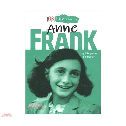書名:Anne Frank系列:DK Life Stories定價:210元ISBN13:9781465475435替代書名:安妮.法蘭克出版社:Dk Pub作者:Stephen Krensky/ C