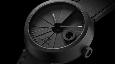 獲得機會最後倒數 22 Design Studio 水泥機械錶
