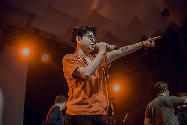 Julian Kaisar, vokalis band Juicy Luicy